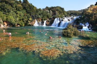 Krka's national park