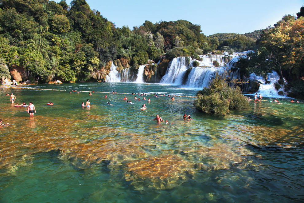 Krka's national park