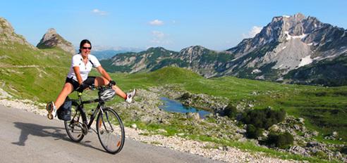 Cycling Montenegro