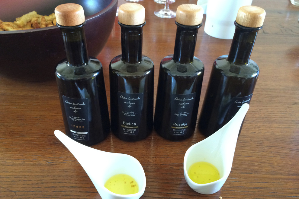 The best local cold pressed extra virgin olive oil