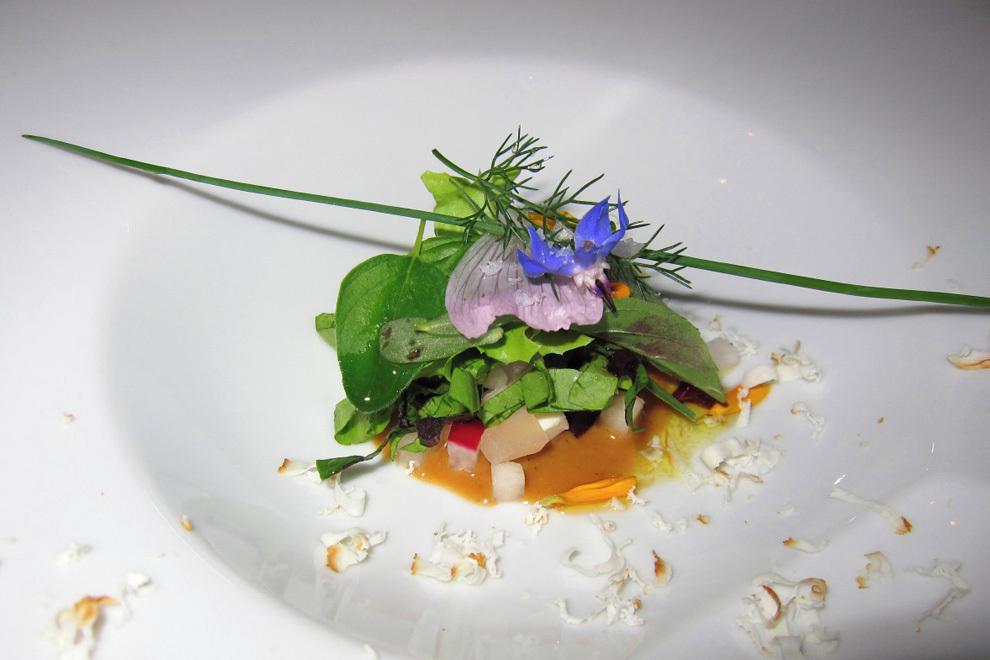 Slovenian gourmet extravaganza
