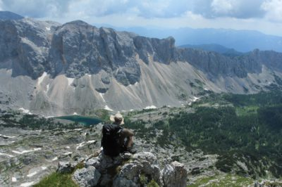 Hiking in the Julian Alps