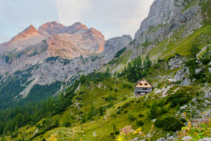 In the hearts of Triglav National Park