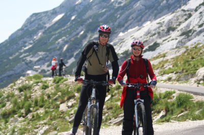 Biking Montenegro