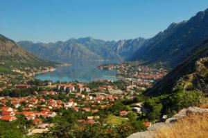 Biking Montenegro, Bay of Kotor