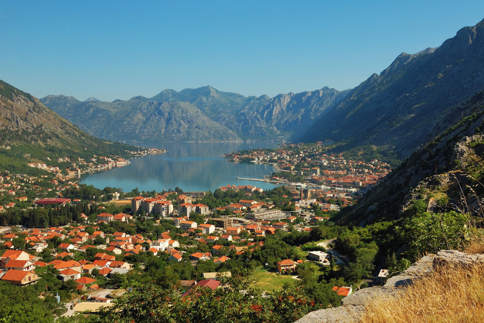 Biking Montenegro, Bay of Kotor