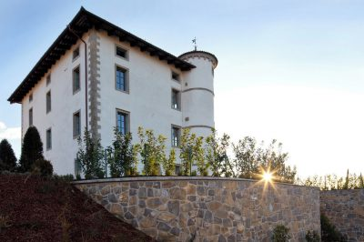 or maybe a room in a castle in the middle of an idyllic wine region.