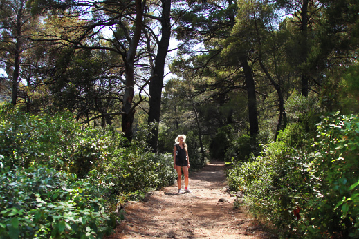 Hiking Croatia Coast Islands Mljet