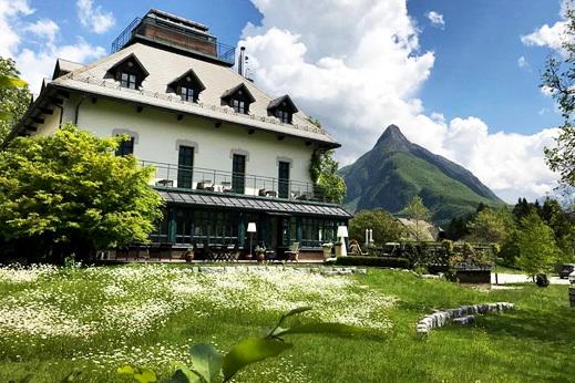 bovec, hotels slovenia