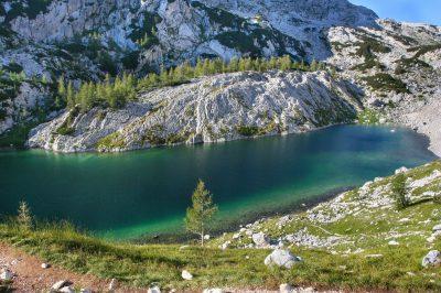 Triglav Lakes Valley.