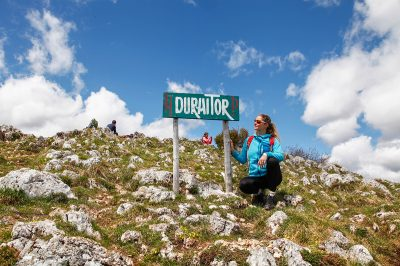 Durmitor is Montenegro's most famous National Park.