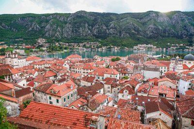 UNESCO's town of Kotor.