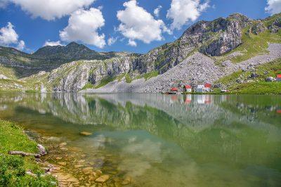 Secret pearls of the Montenegro's wild inland.