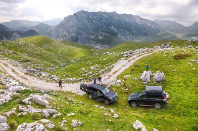4WD overlanding tour in hearts of Montenegro.