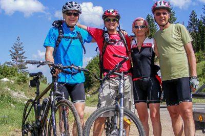 TrekTrek has been running bike tours in Montenegro for 15 years.