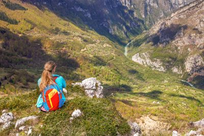 Great hiking and amazing viewpoint near Zabljak.