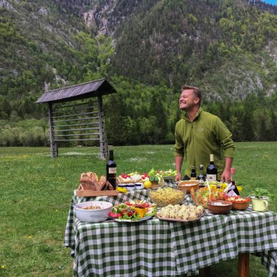 Our guides will make a picnic for you in some of most beautiful nature spots.