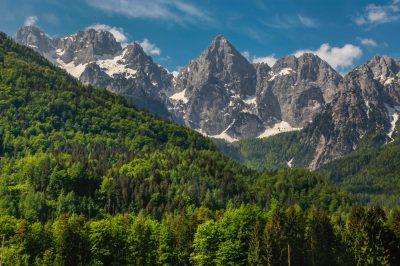 Julian Alps, Slovenia.