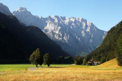 Logar Valley and Kamnik - Savinja Alps.